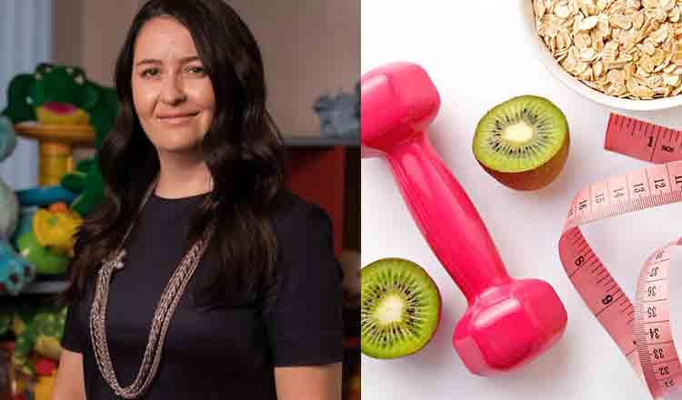 Amalia Năstase a intrat la dietă