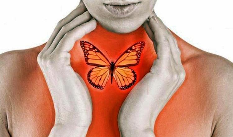 Glanda tiroidă, efectul său asupra corpului și asupra pielii