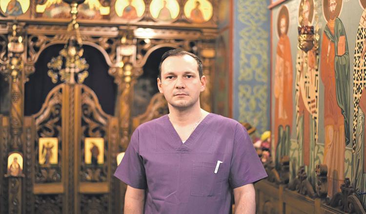 Medicul Radu Țincu: În terapie intensivă, reacția e ca în pilotaj. Doctorii nu trebuie să fie supărați sau nervoși