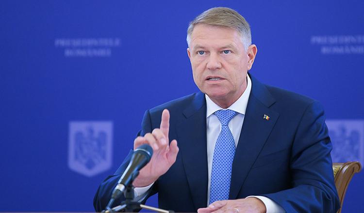 Klaus Iohannis propune suspendarea temporară a şcolilor! Anunţ oficial de la Cotroceni