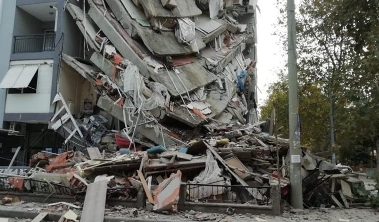 Imaginile GROAZEI filmate cu o dronă, după cutremurul PUTERNIC din Izmir, Turcia
