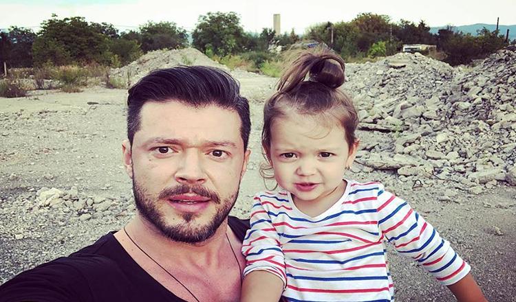 """Victor Slav, indemnat sa nu o mai lase pe micuta Sofia la Bianca: """"Ar fi mult mai bine pentru copil"""""""