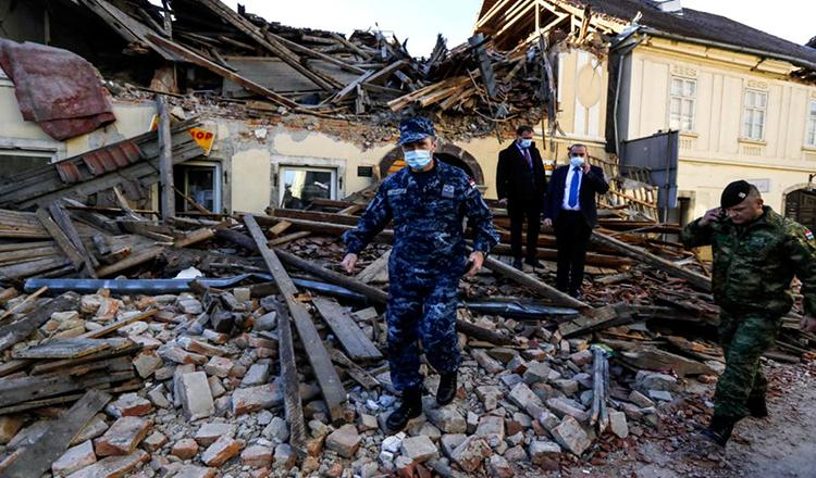 România, lovită de cutremure, după seismul din Croația. Radulian (INFP): Nu este exclus!