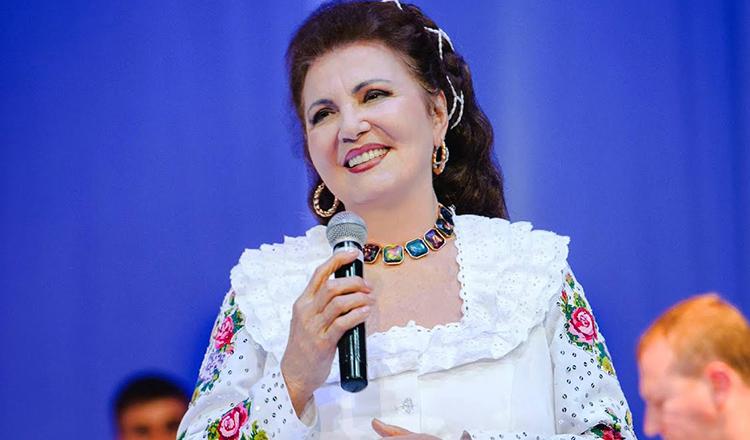 """Irina Loghin a împlinit 82 de ani. Mesajul lui Fuego: """"Te iubesc, mamă!"""""""