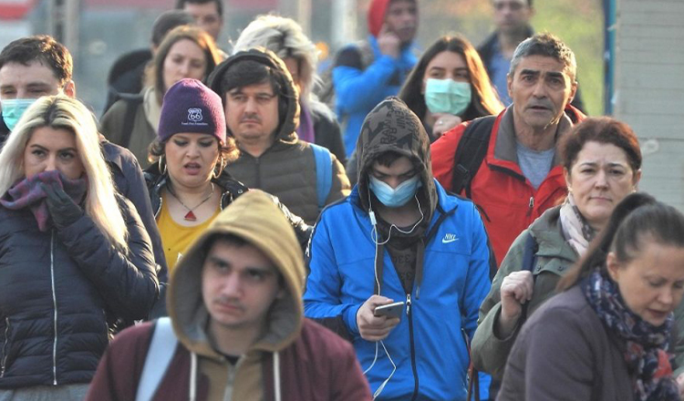 ALERTĂ | A început VALUL 3: Trei scenarii oficiale pentru evoluţia pandemiei în România – Apogeul, în aprilie