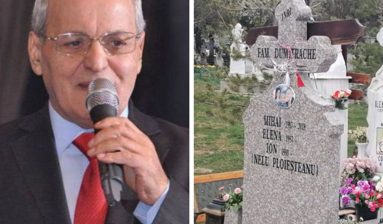 Nelu Ploieșteanu va fi condus pe ultimul drum. Mașina mortuară a plecat spre Cimitirul Străulești