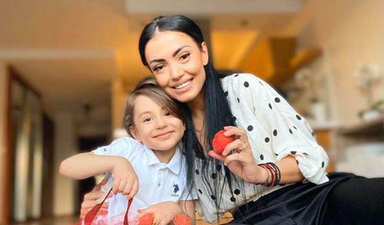 """Motiv de sărbătoare pentru Andreea Mantea. Fiul ei, David, a împlinit șase ani: """"Puiul meu mult dorit"""""""