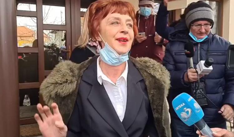 Flavia Groșan: Cu două întrebări, iar aș arunca presa în aer! Să nu vă fie frică de bronhoscopie