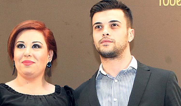 Oana Roman, împăcare cu fostul soț de dragul fetiței